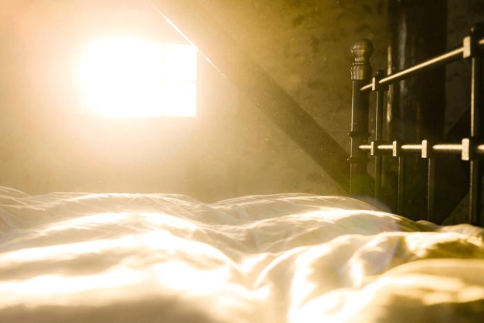 Gründe für Schlafstörungen
