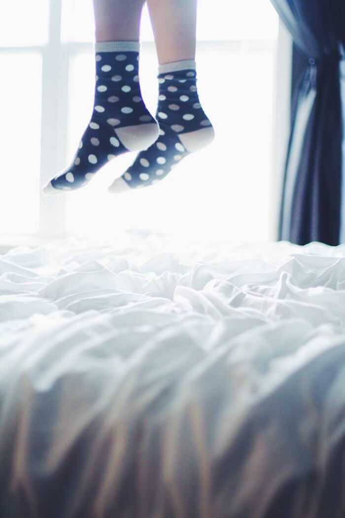 besser schlafen Tipps kalte Füße vermeiden