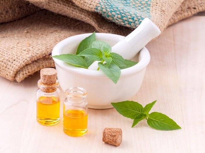 natürliche Schlafmittel Kräuter Extrakte