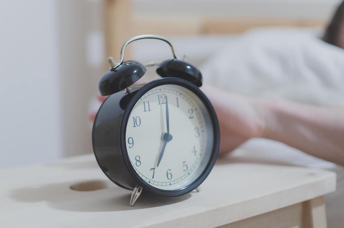 Wieviel Schlaf braucht man