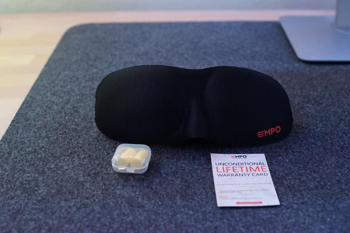 Empo 3D Schlafmaske