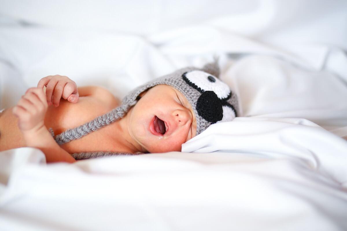 Schlafrhythmus ändern Baby Kind