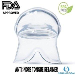 was hilft gegen Schnarchen Zungenhalter