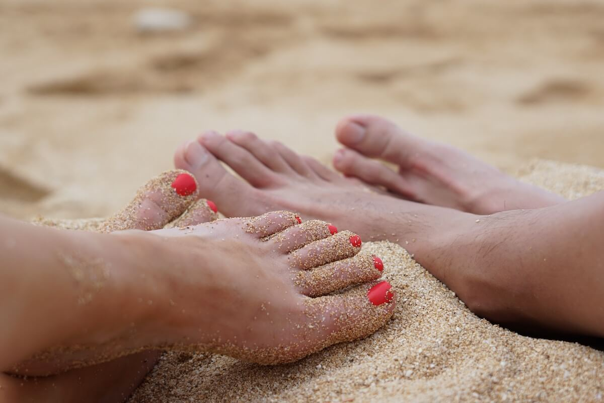kalte Füße Frauen vs. Männer