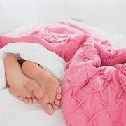 kalte Füße im Bett
